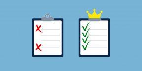 Чтобы повысить продуктивность, составляйте анти-to-do-списки