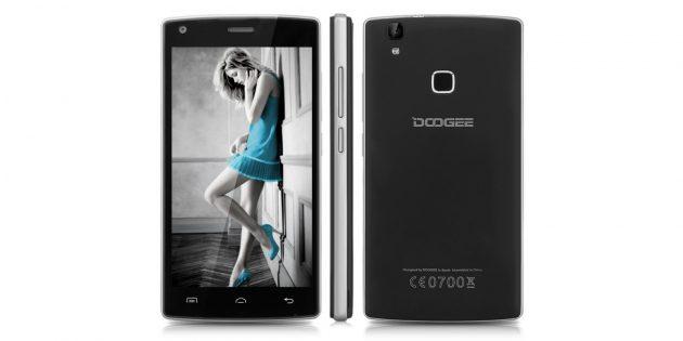 DOOGEE X5 Max Pro скидка