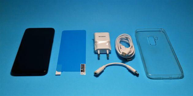 Bluboo S8 set