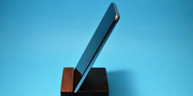 Xiaomi Redmi Note 5a: внешний вид