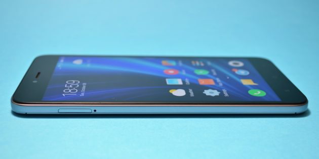 Xiaomi Redmi Note 5a: дисплей