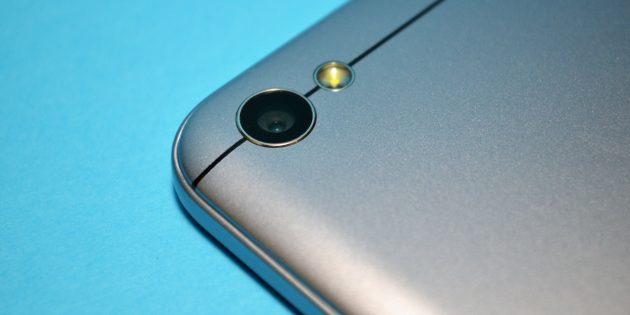Xiaomi Redmi Note 5a: камера