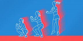 8 лучших упражнений для похудения
