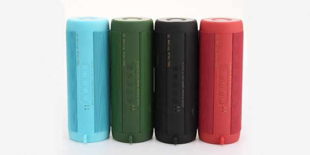 HANTOPER Waterproof Bluetooth Speaker скидка