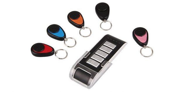 Трекер ключей