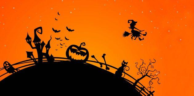 """Скажите: """"Бу!"""", или 5 игр для Хэллоуина"""