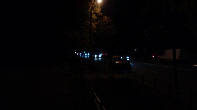 Bluboo S8 photo night 2