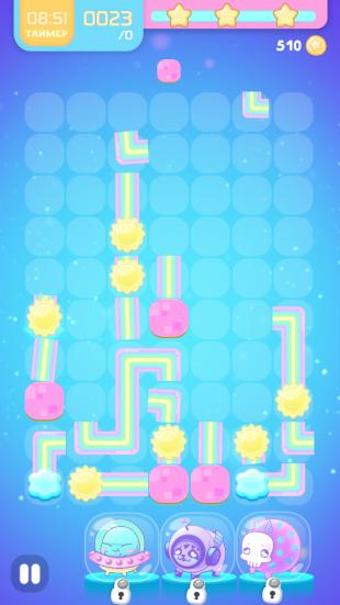 Rainbonauts для iOS