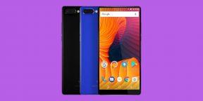 Представлен смартфон Vernee MIX 2 — бюджетный конкурент Xiaomi Mi Mix 2