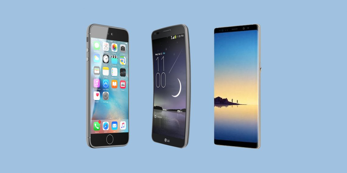 Металл, пластик или стекло: смартфоны из какого материала лучше