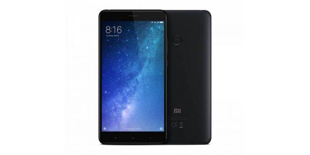 Xiaomi Mi Max 2 скидка