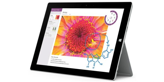 Какой планшет лучше: Microsoft Surface 3