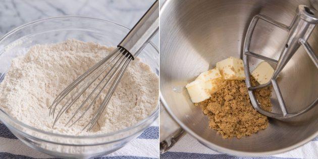 тыквенные маффины: ингредиенты