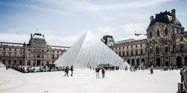 Где отдохнуть на ноябрьские праздники: Париж, Франция