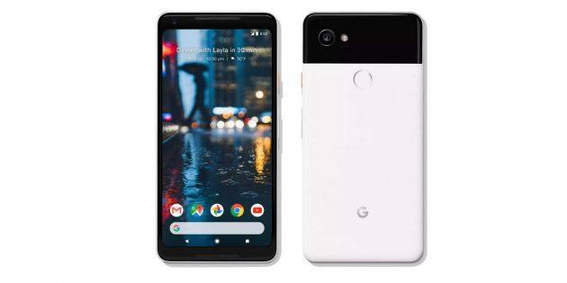 Pixel 2 XL смартфон месяца