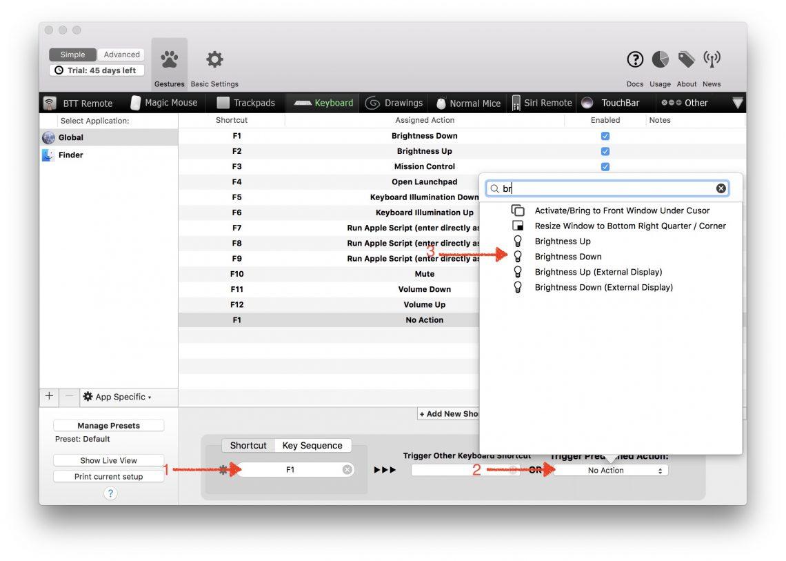 Как восстановить нормальную работу медиаклавиш в macOS High Sierra