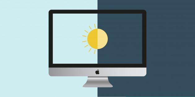 Shifty — утилита для расширенного управления Night Shift на Mac