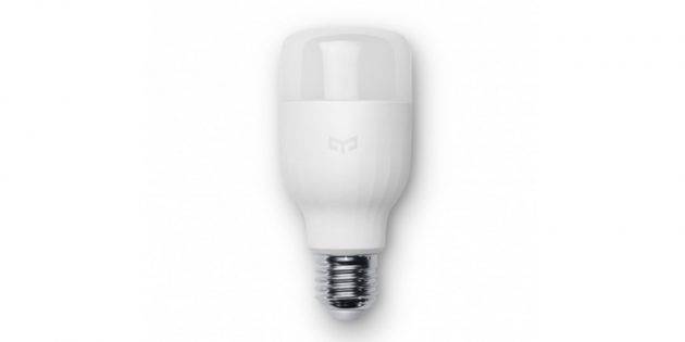 Xiaomi Yeelight 220V E27 Smart LED Bulb