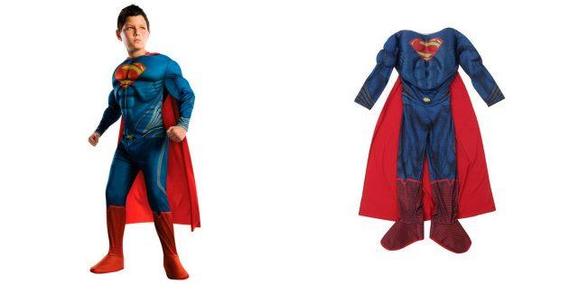 Новогодний костюм Супермена