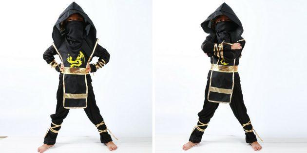 новогодние костюмы для мальчиков: Ниндзяго
