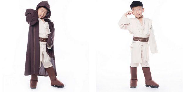новогодние костюмы для мальчиков: Джедай