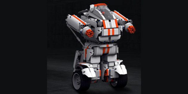 Что подарить ребёнку: робот