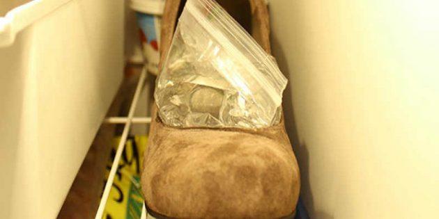 Туфли и лёд