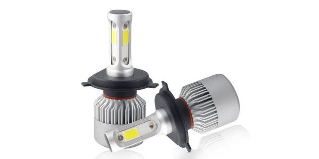 Светодиодные лампы для фар
