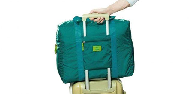 Нейлоновая дорожная сумка