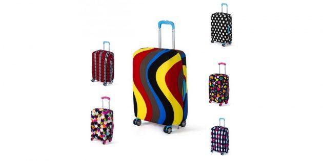 Защитный чехол для чемодана