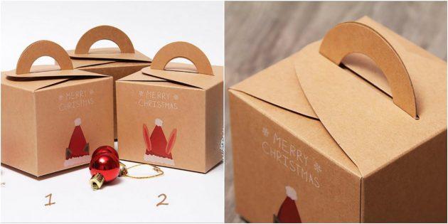 Коробка для небольшого подарка