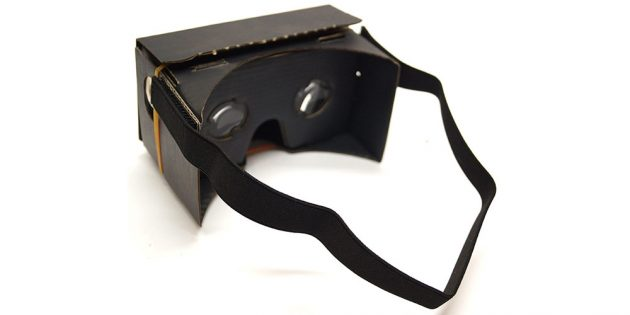 Cardboard VR Hero