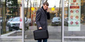 Bobby Bizz: стильный и защищённый рюкзак-трансформер для серьёзных людей
