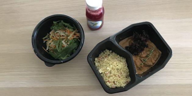 Eat2Fit: обед