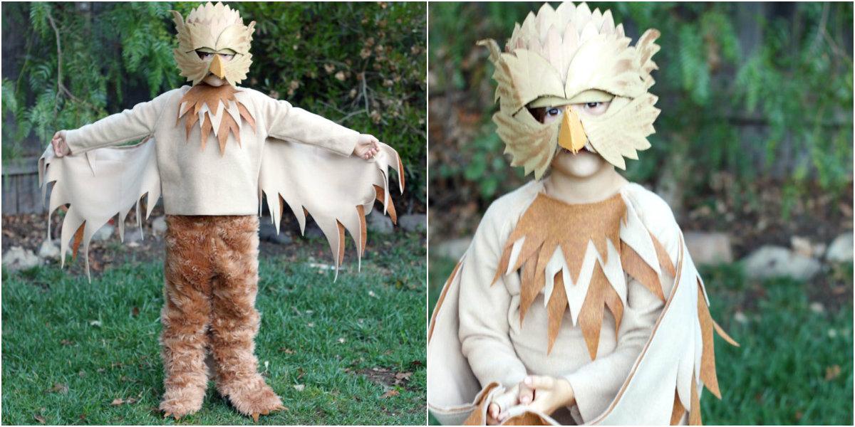 <b>10</b> новогодних костюмов для ребёнка, которые можно сделать ...