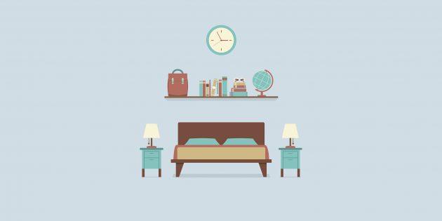 Как выспаться в отеле: 6 простых советов