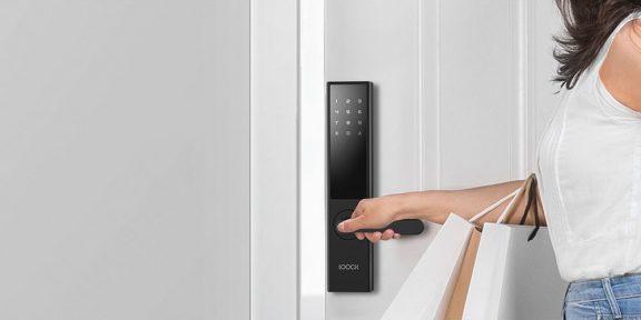 Xiaomi представила умный дверной замок