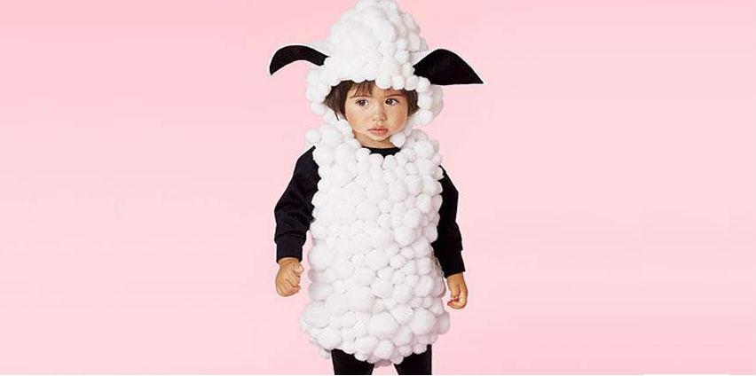 Костюмы овечек своими руками 90