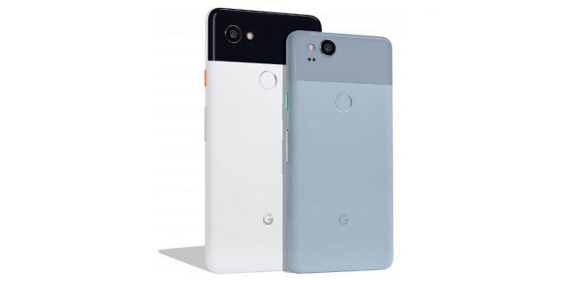 Google Pixel 2 — смартфон с хорошей камерой