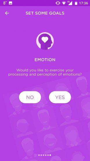 Peak: эмоции