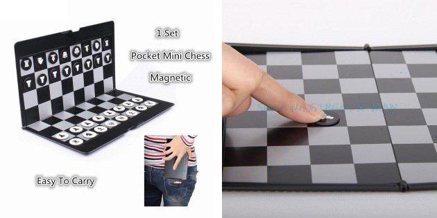 Магнитные шахматы