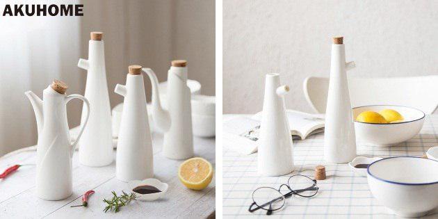 Керамическая бутылка