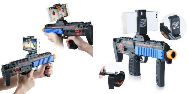 Пистолет для виртуальной реальности