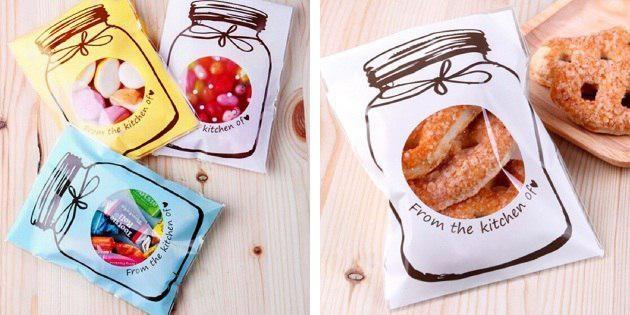 Пакеты для сладостей