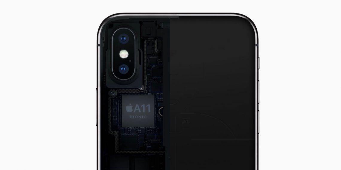 Сравнение iPhone: Аппаратная платформа