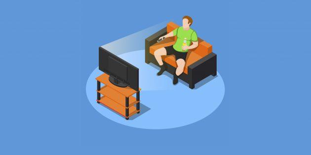 Сидячий образ жизни повышает риск преждевременной смерти