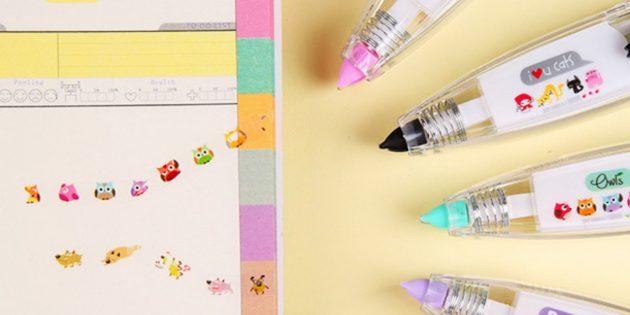Что подарить ребёнку: ручка