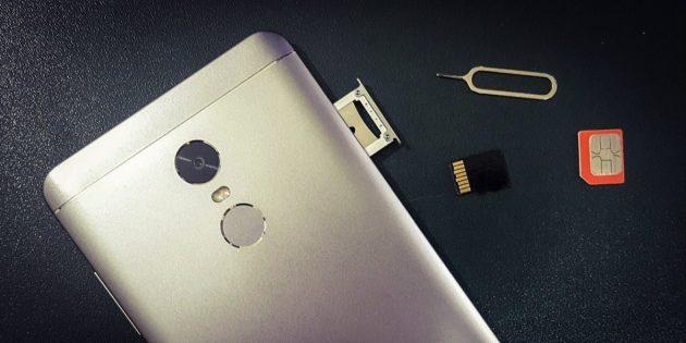 Что делать, если телефон упал в воду: Извлеките сим-карту и карту памяти
