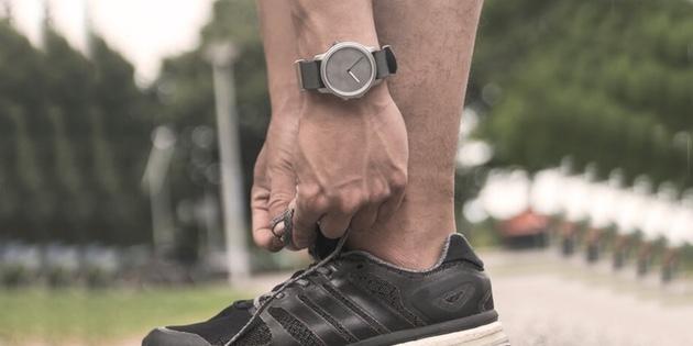 Гибридные умные часы