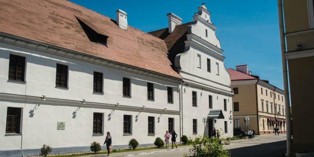 отдых в Беларуси: достопримечательности